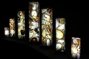 Kristalle im Rampenlicht